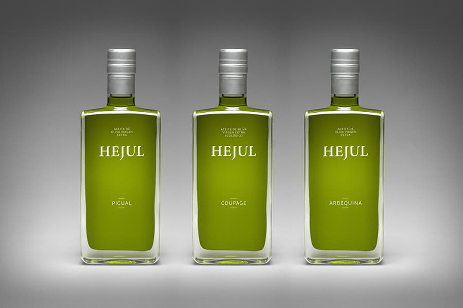 Aceite de oliva virgen extra Hejul