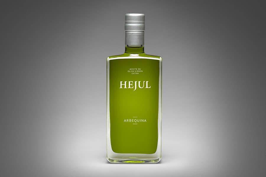 Aceite de oliva virgen extra Hejul Abequina