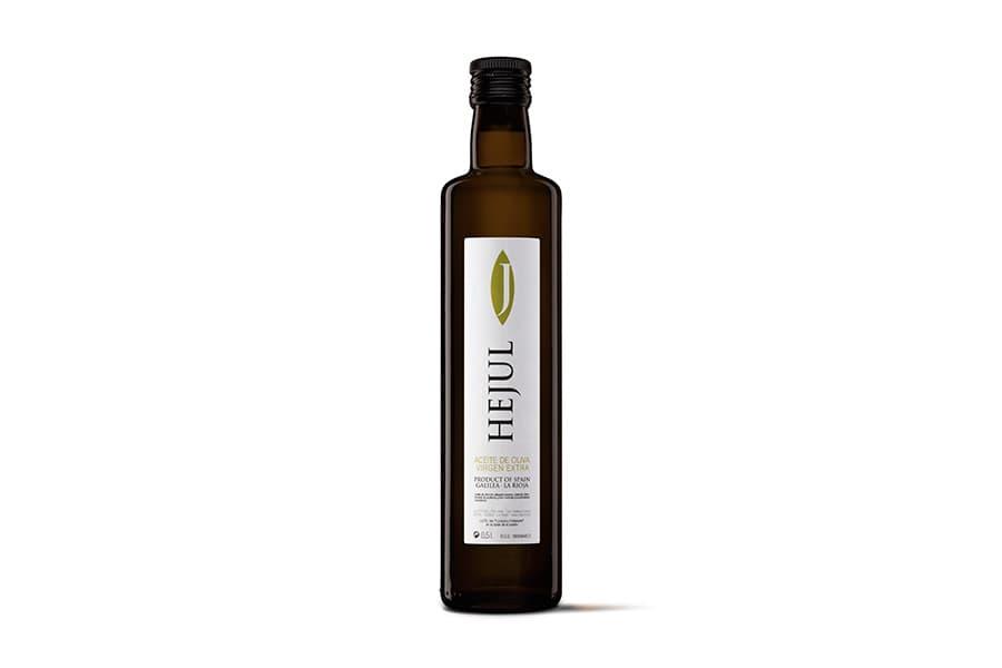 Aceite de oliva virgen extra Hejul Coupage Básico botella 50cl