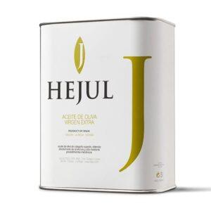 Aceite de oliva virgen extra Hejul Coupage Básico lata 3l