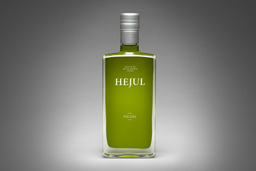 Aceite de oliva virgen extra Hejul Picual